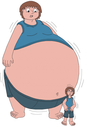 weight gain link to snoring